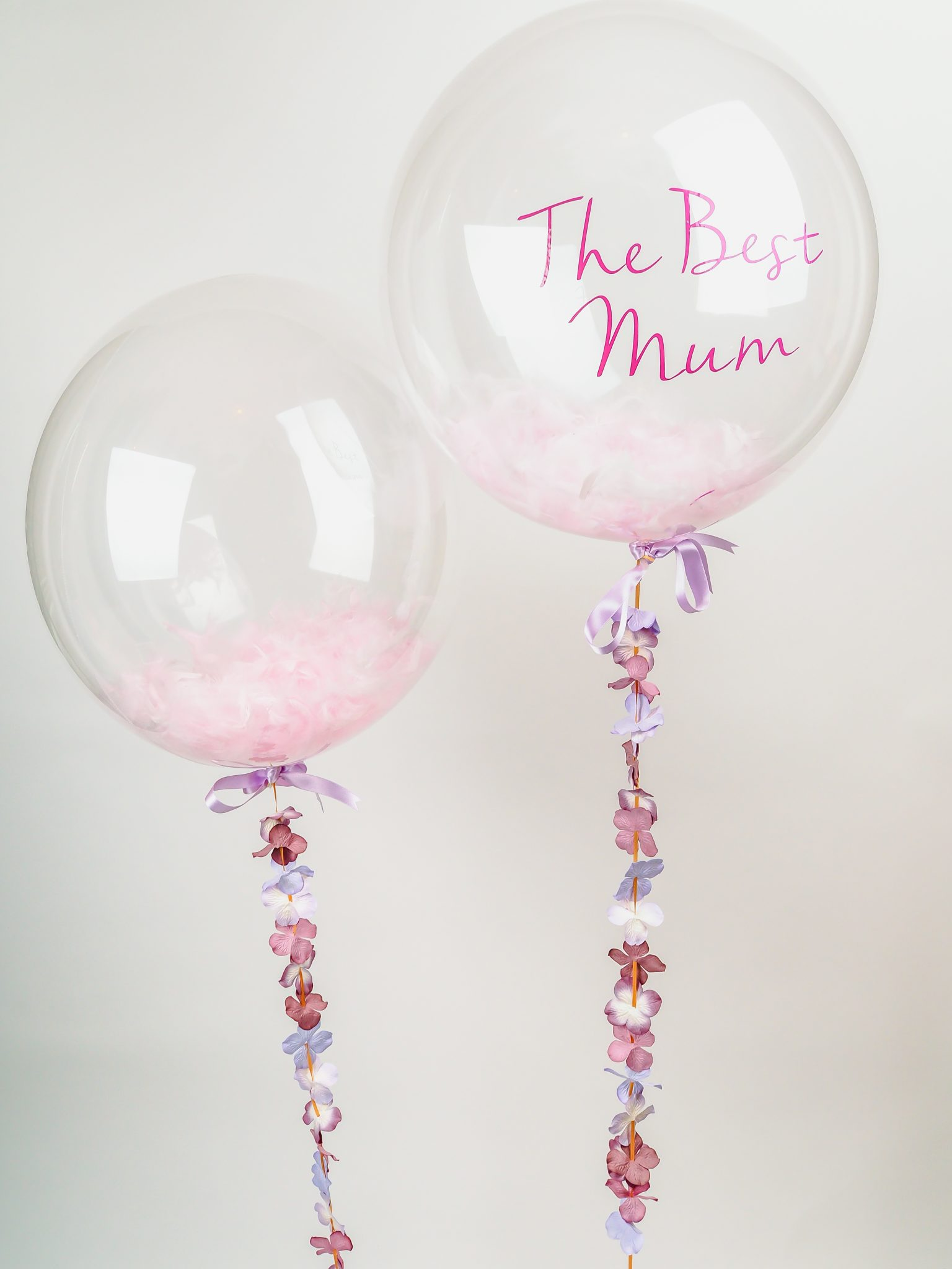 Personalised Mothers Day Gift Balloon